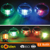 New Design Solar Floating Light For