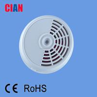gas leakage alarm detector with shut-off valve
