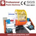Double Shaft Tyre Shredder Machine
