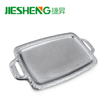Bulk cutlery tray products bbq trays stainless steel food serving tray