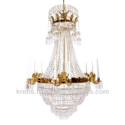 Empire Crystal Chandelier Herakles 437A