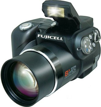 Fujicell Digipro 10 Megapixel Digital Camera
