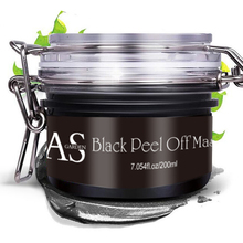 Top Quality Professional Black Peel Off Face Mask For Whitening