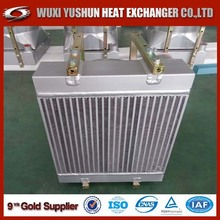 manufacturer of custom made plate fin hydraulic radiator