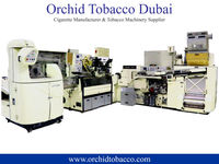 #Cigarette Rolling Machnies: Aiger Tobacco Cigarettes Rolling Production Line