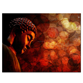 Buddha Abstract Face Canvas Painting/Religion Buddhism Paintings Art on Canvas/Decorative Buddhist Painting Canvas Wall Art