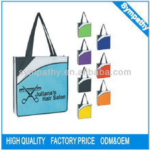 600D Polyester Mini Shopping Tote Bag 21069