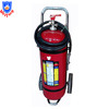 Wheeled 100lbs trolley dcp fire extinguisher