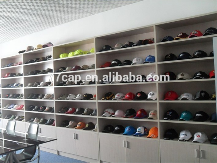 Shenzhen factory 6 panel 3d embroidery baseball cap