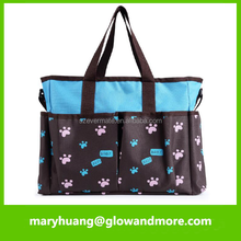 Good quality waterproof fashion cheap mother baby bag for baby
