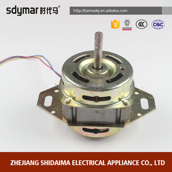 Top selling products 2016 copper wire washing machine motor goods from china