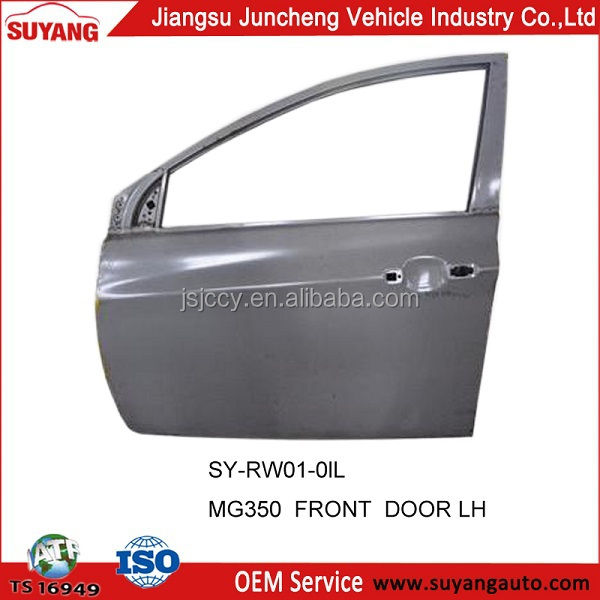 OEM Car Parts Front Door Supplier for MG 350