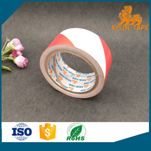 PVC underground detectable warning tape for security protection