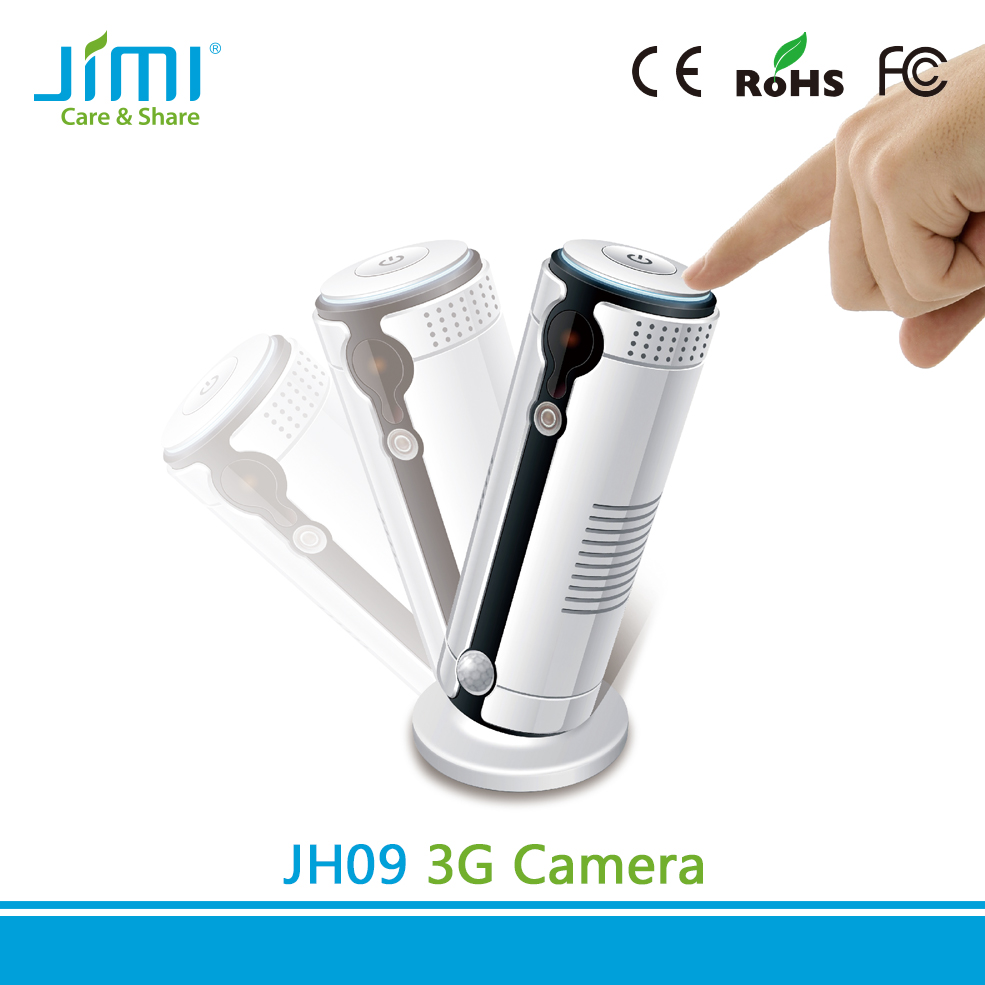 Mini HD 3g sim card cctv wireless 3g ip camera,oem realtime camera