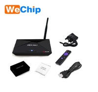 2017 New Design Android Tv Box A5x Pro With Wifi Dongle For Set Top Box