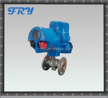 electric brass ball valve actuator