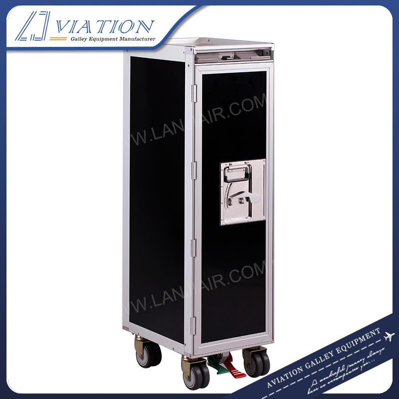 4 Wheels Aluminum Hospital Food Carts