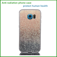 New arrival hot selling anti-radiation flip wallet phone cover