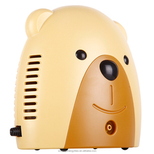 wholesale OEM ODM available home and portable animal character nebulizer for asthma health