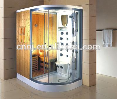 8031 ducha de vapor con sala de spa sauna ba o de ducha - Productos para sauna ...