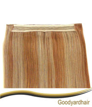 Chinese factory wholesale European remy halo hair extension
