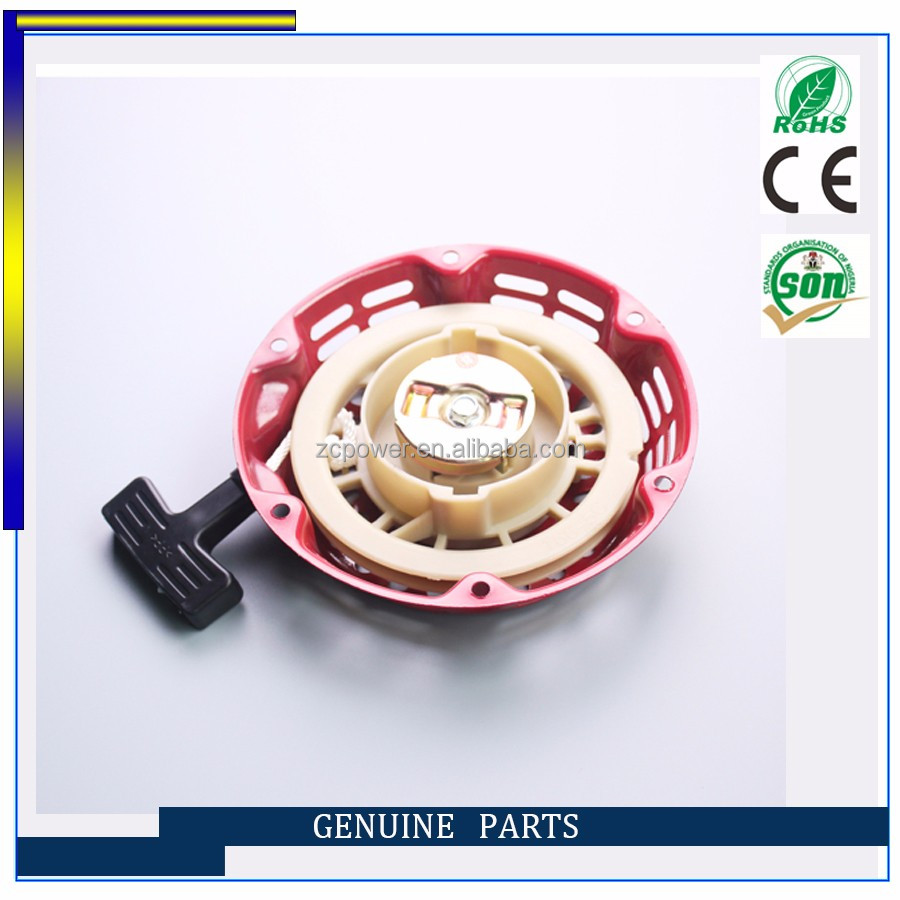 Factory Supply 168F 188F Gasoline Generator Spare Parts Recoil Starter Assy