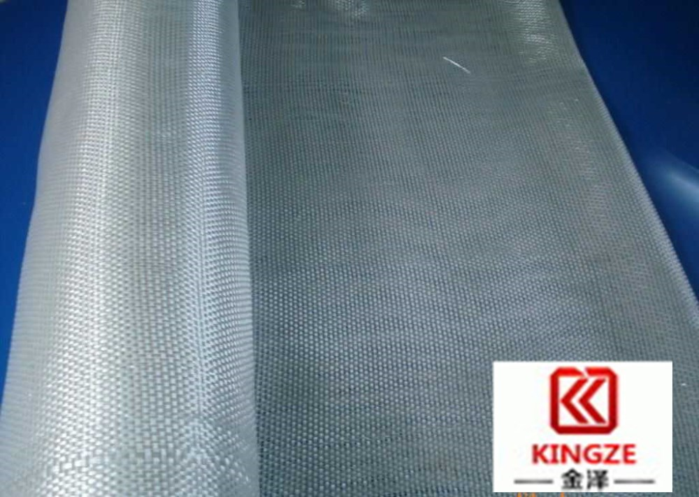 non-stick double sided aluminum foil fireproof woven roving cloth