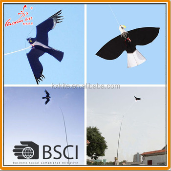 2017 New scaring bird hawk kite from the kite factory