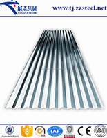 DX51D+Z Corrugated Roofing sheet