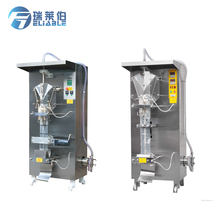 Plastic Bag Sachet Filling Sealing Packing Machine for Juice Water Milk Ice Drink Soy Sauce Vinegar and Wine