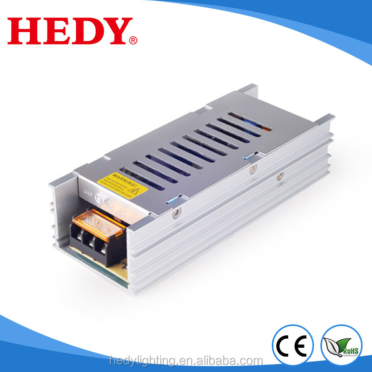 HEDY open frame multiple output type smps dc 24v 200w neon power supply