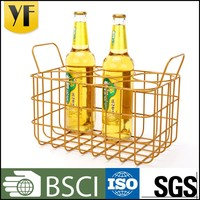 High quality fashion golf ball wire basket