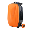 New product 2017 High Quality luggage bags & cases trolley suitcases luggage scooter