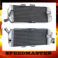 all aluminum motorcycle radiator for KTM LC4 620 640 660 98-07