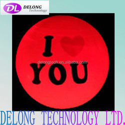 Latex Material and Advertising Toy Use custom logo printed led balloons