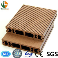 2014 Alibaba hot sale wpc decking floor,durable and recyclable wpc decking board