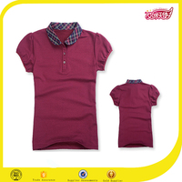 school uniform materials polo shirt 100% cotton unbranded polo shirts