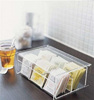 New Fashion Acrylic Rectangle Storage Holder for Tea Bag