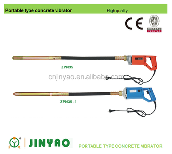 portable type concrete vibrator price