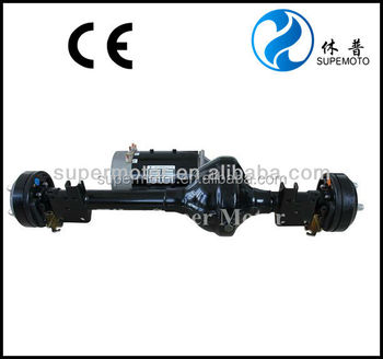 electric golf car rear axle application golf car, Luxury Sightseeing Bus