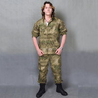 Golden supplier SGS A-TACS FG army camouflage suit