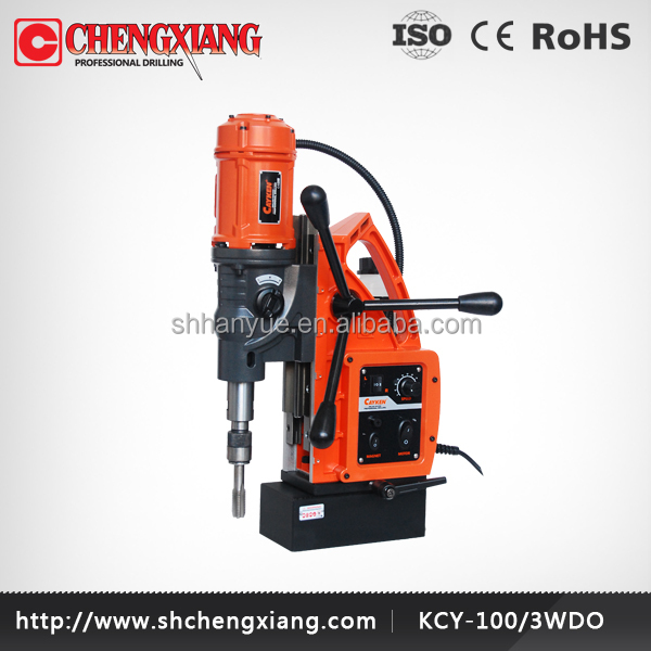 china magnetic drill for sale KCY-100/3WDO