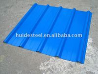 China manufacture/roofing steel sheets/color corrugated sheet