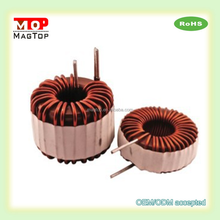 Electronic Circuit 100uH Rated Current 4A common choke coils/Toroidal core Inductors