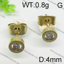 wholesale directly earring rubber backs