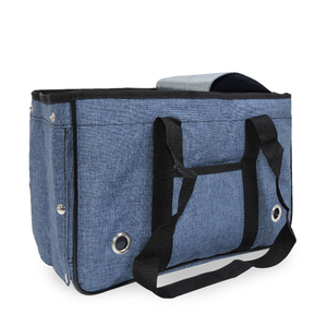 Pet Travel Carrier, Soft-Sided for Small Dogs and Cats