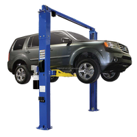 4 tons used 2 post automotive car lift two post for sale