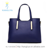 Korean brand standardized ladies tote handbag pure pu leather bag models more colors available