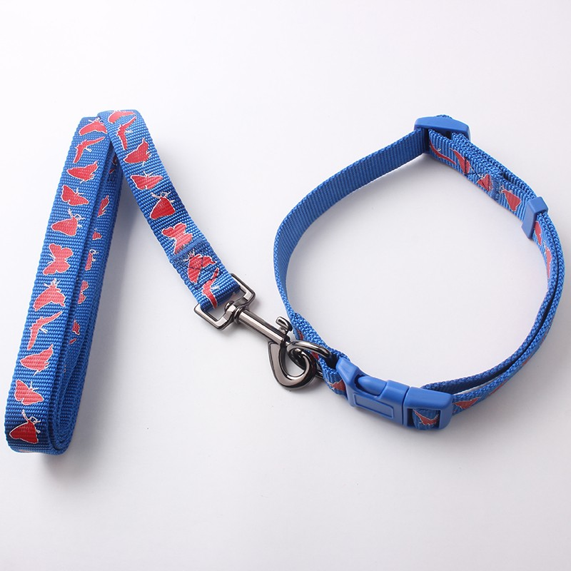 Pet products best quality wholesale nylon metal dog harness