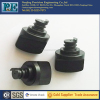 free sample pom turning parts, machining fitting, turning accessories for lab instrument